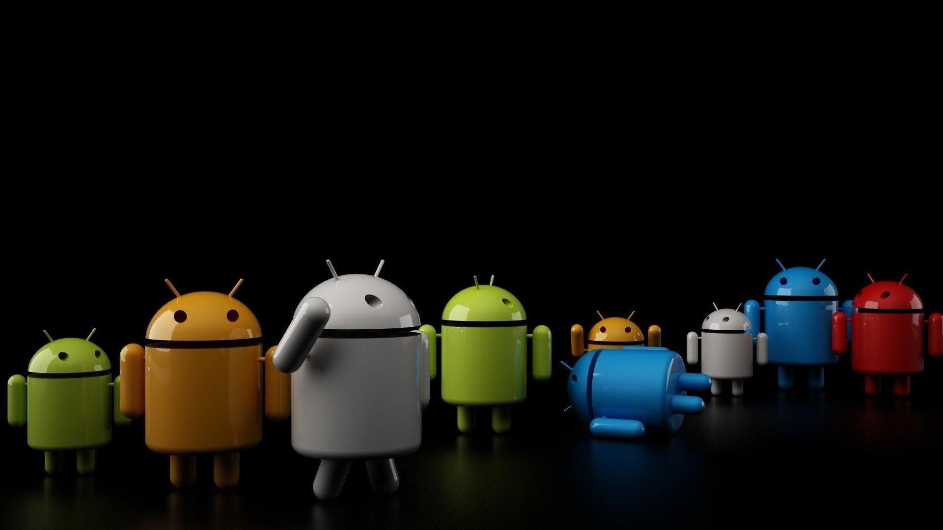 boneco do Android