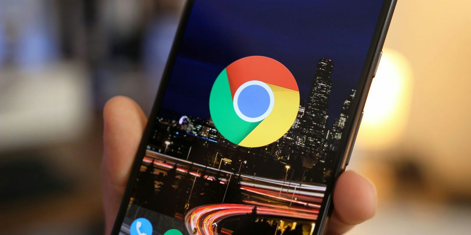 google chrome em android