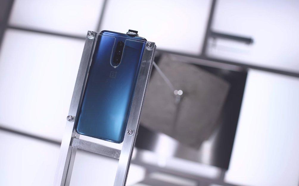 OnePlus 7 pro câmara resistencia