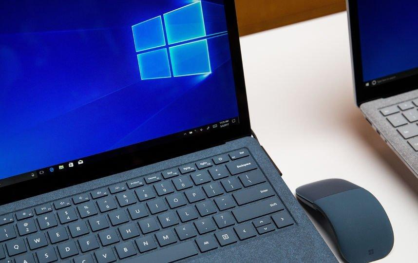 Windows sobre computador