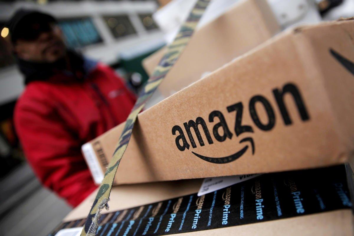 Amazon encomendas