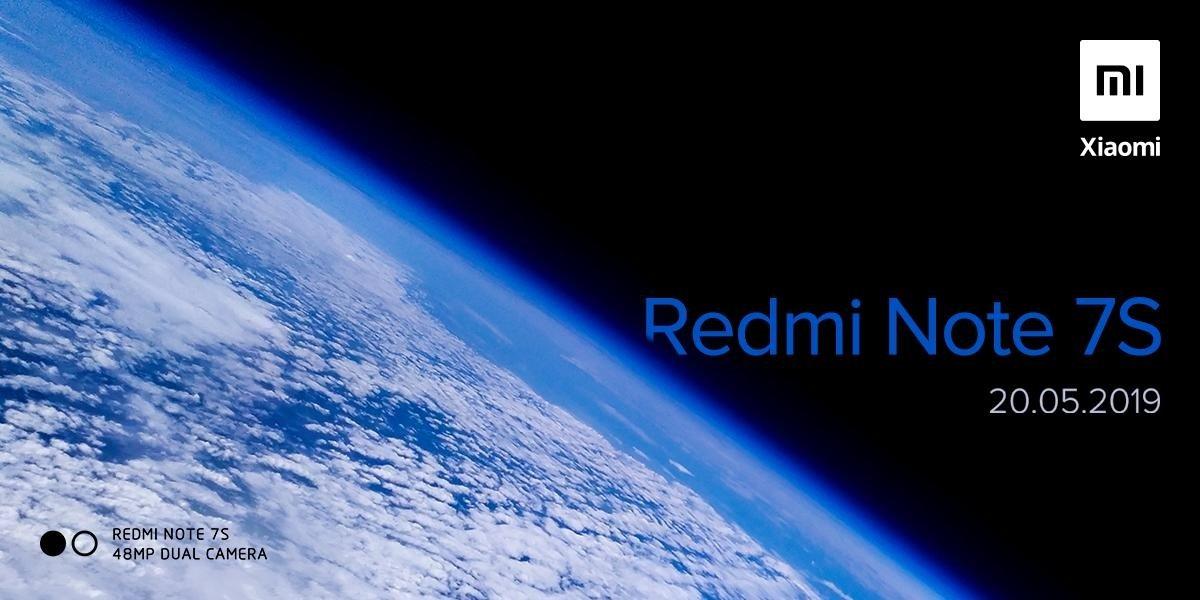 convite da xiaomi para evento redmi note 7s