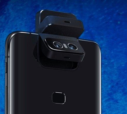 sistema de câmaras do zenfone 6