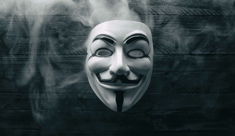 anonymous grupo hacker
