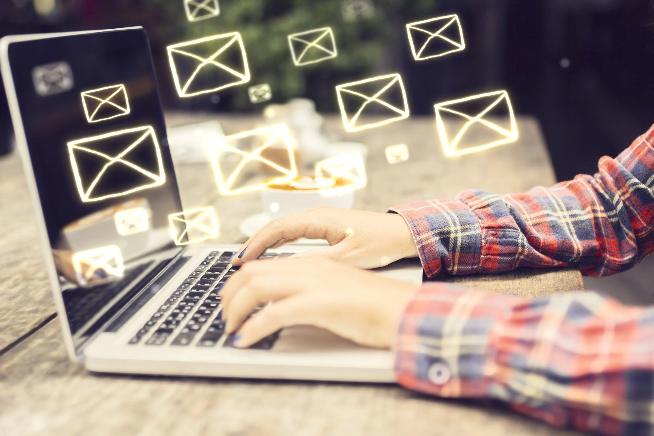 produtividade de email