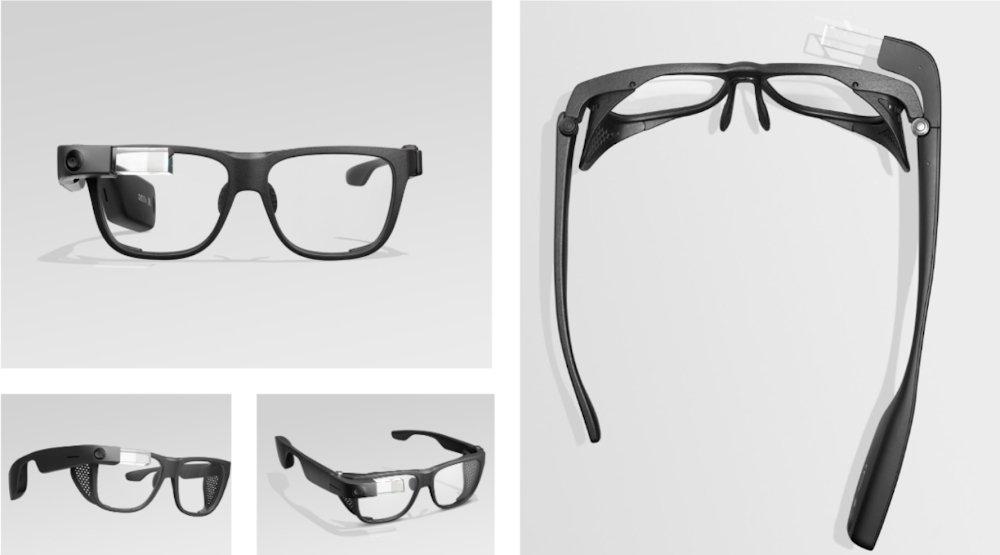 design novos google glass