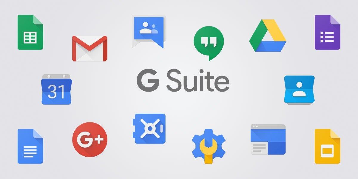 G Suite da Google