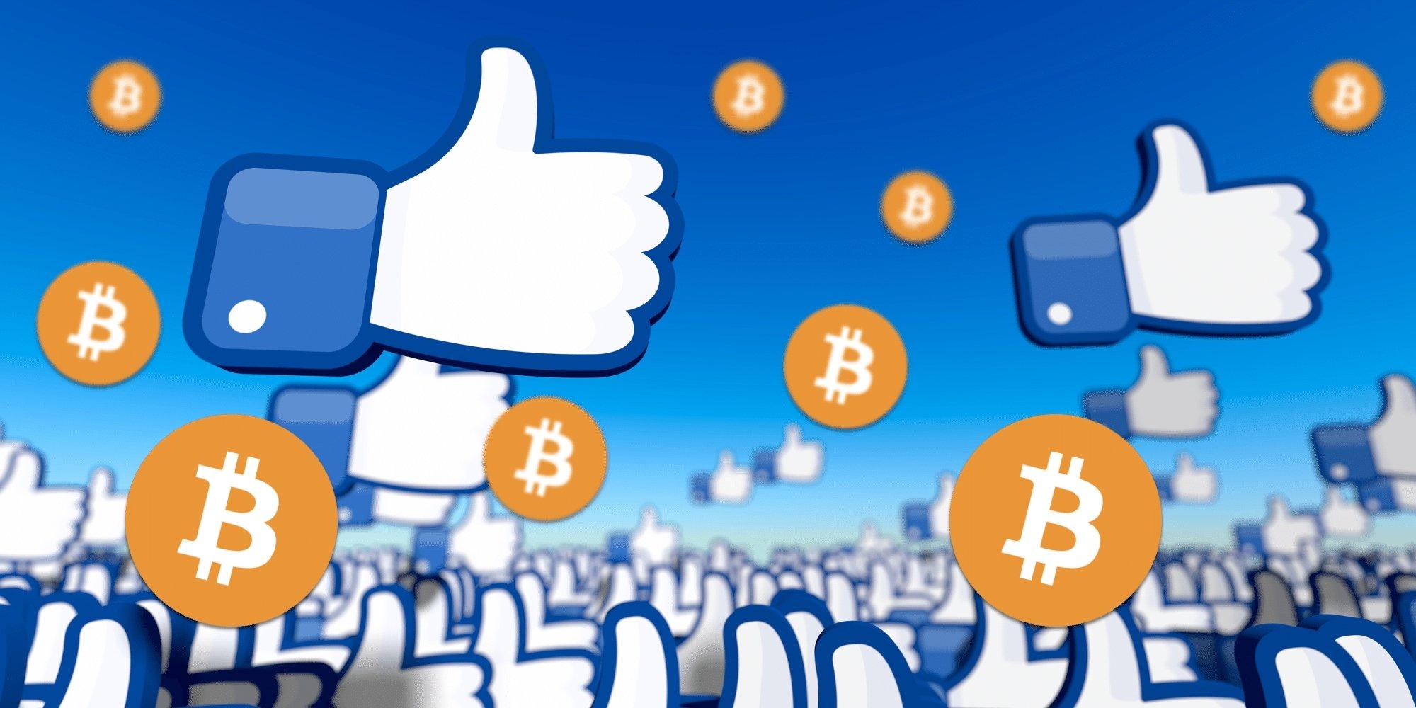 Facebook e bitcoin