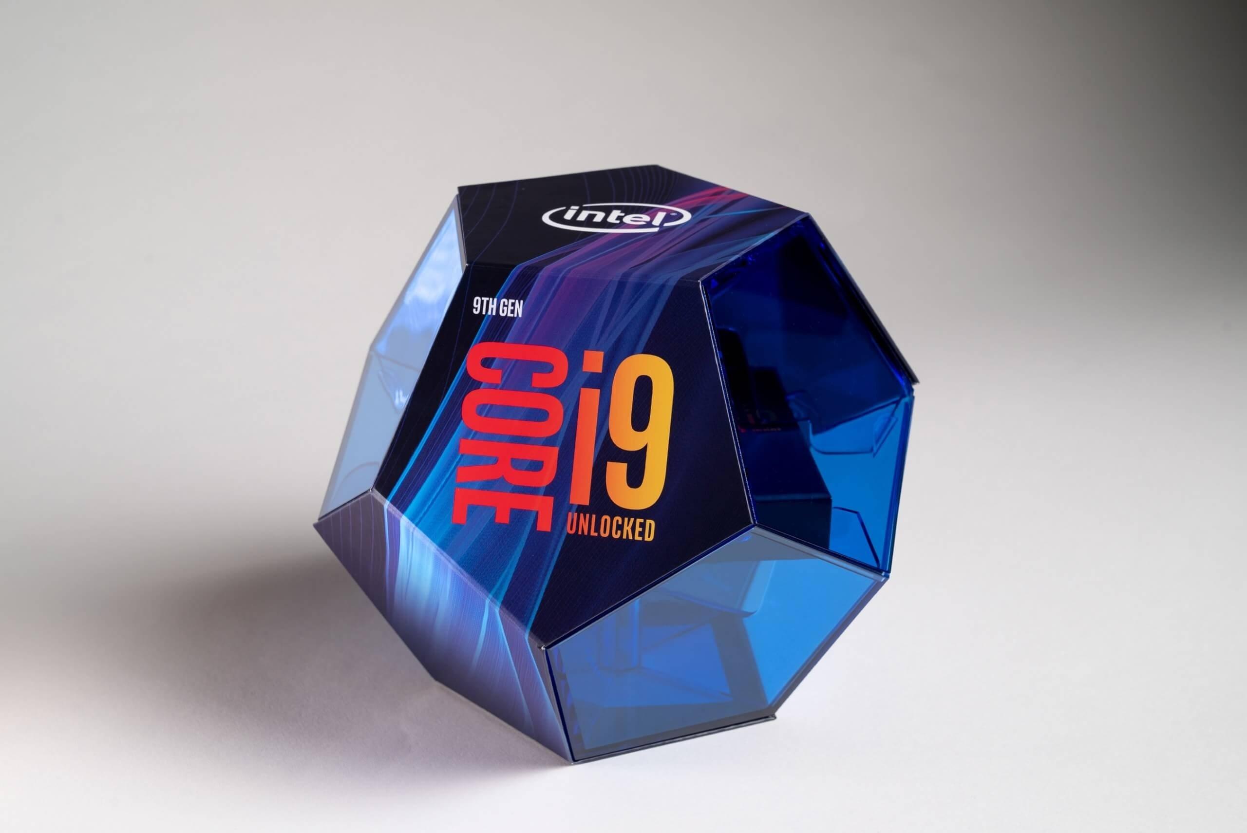 intel processador i9