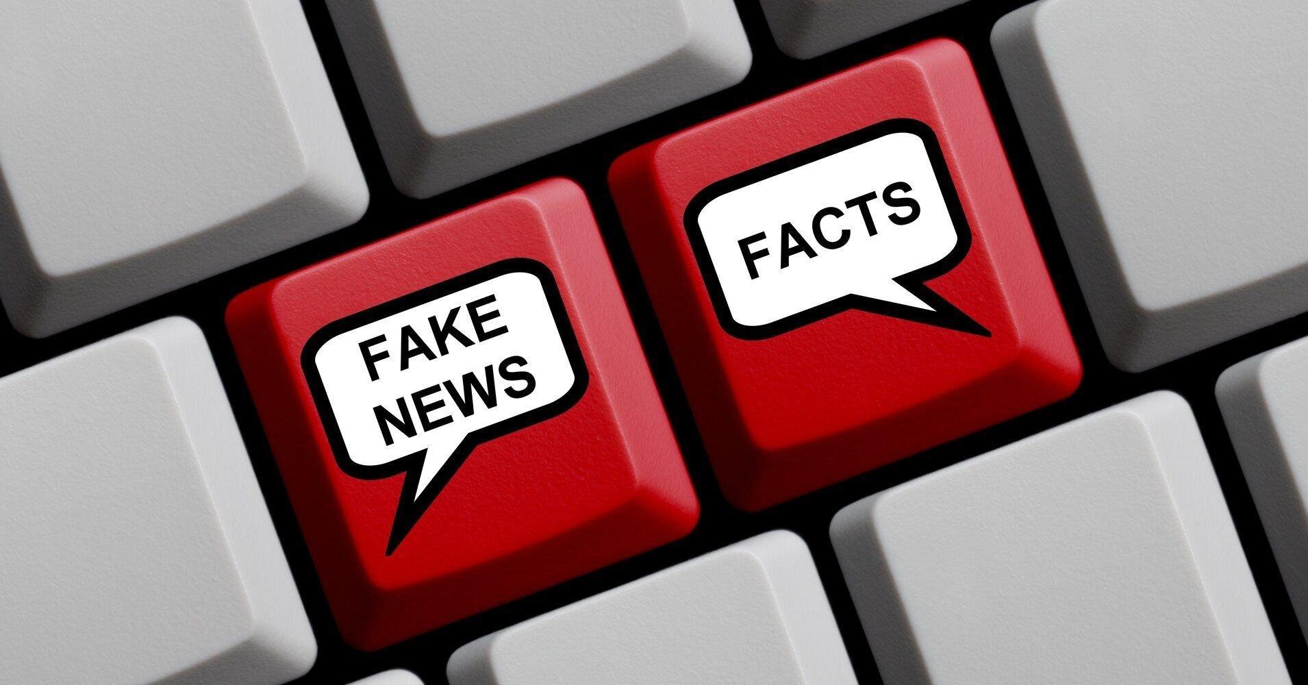 fake news em plataformas sociais