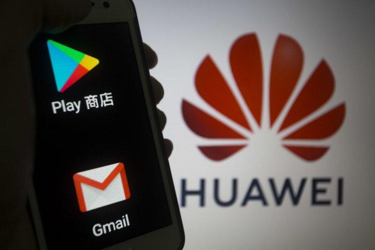 Google e Huawei