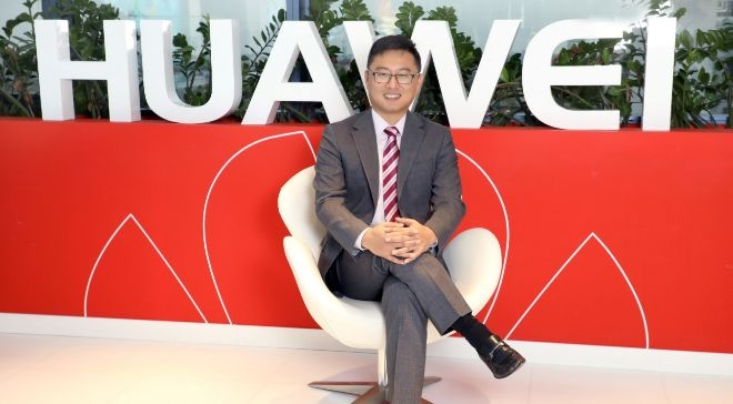 Pablo Wang da huawei