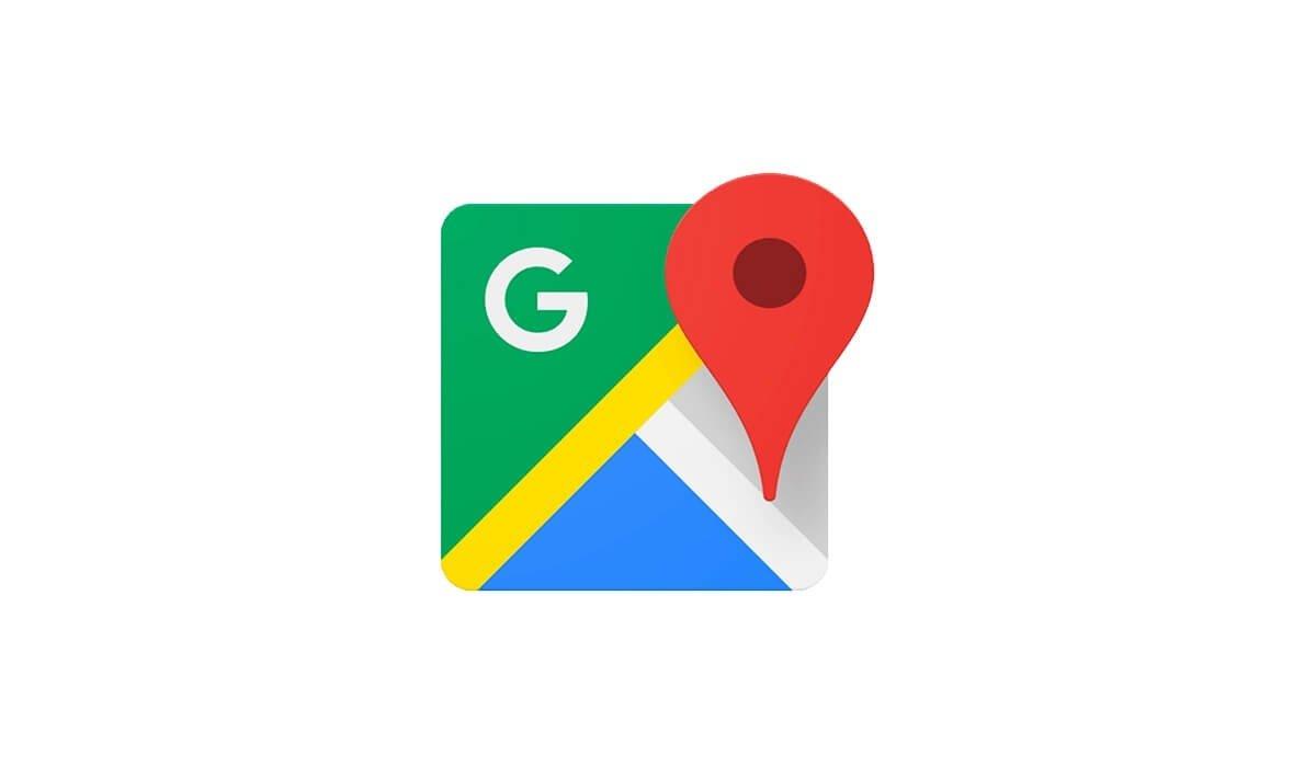 google maps ícone