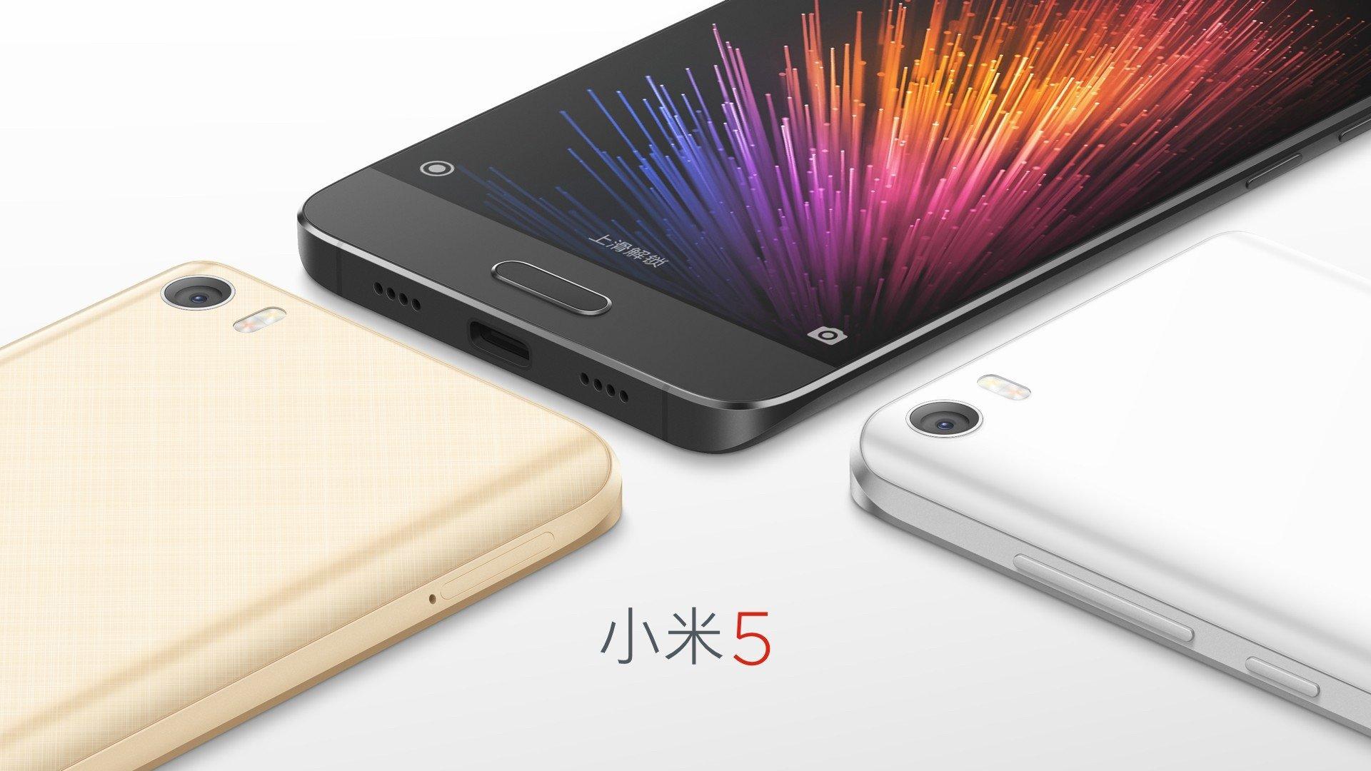Xiaomi smartphone logo