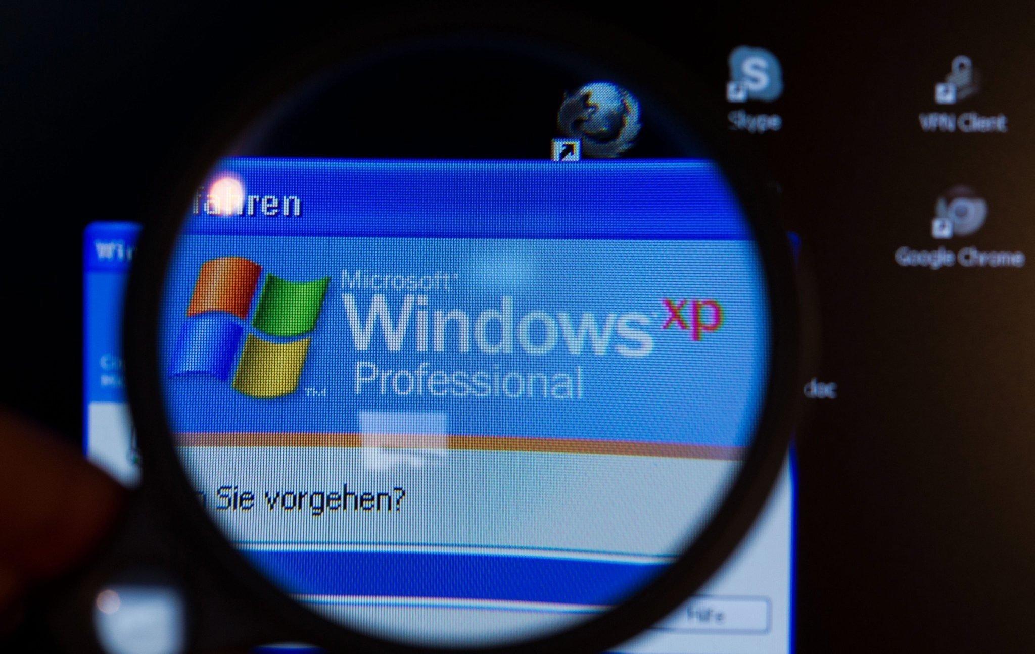 Windows XP da Microsoft