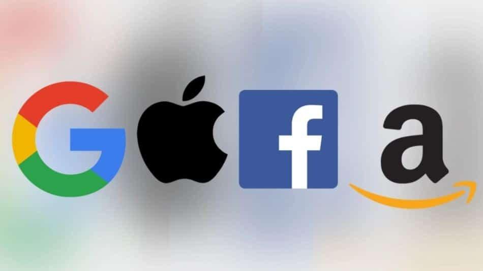 quatro maiores empresas america