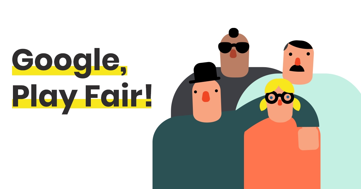 Google play fair