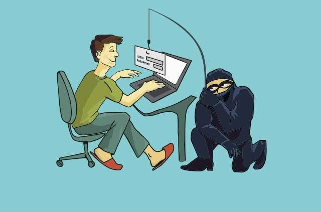 Phishing em email