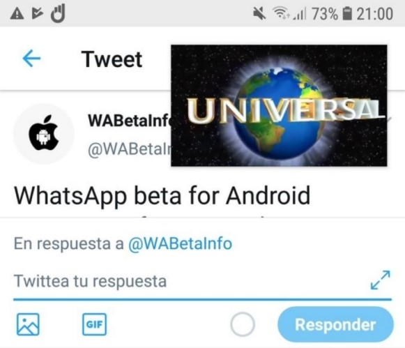WhatsApp beta pip