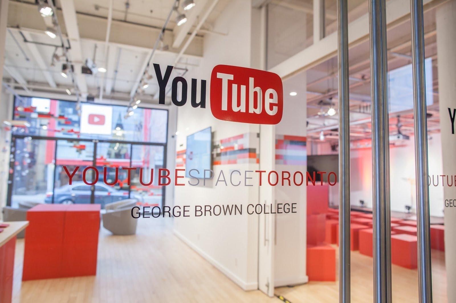 Youtube sede de criação nos EUA