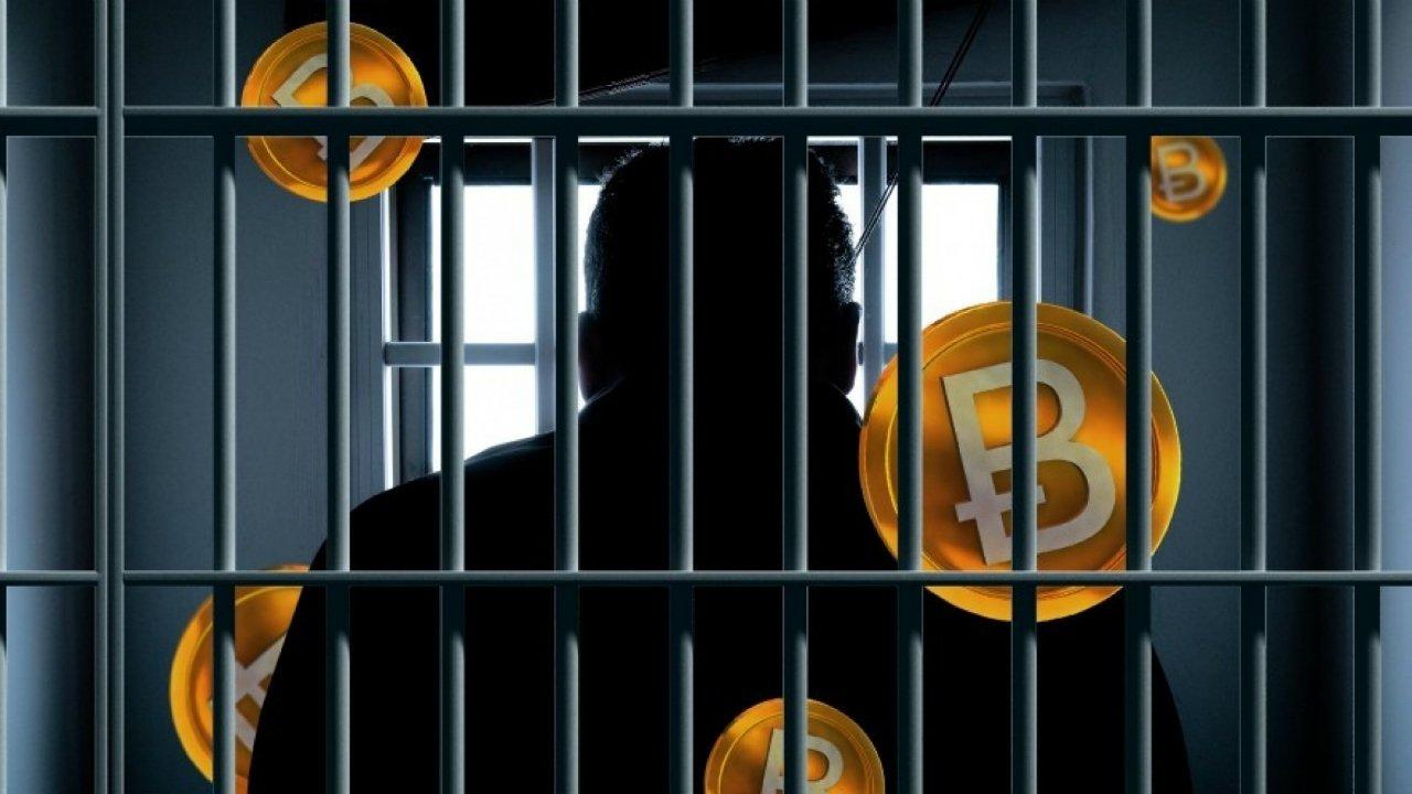 prisão sobre bitcoin