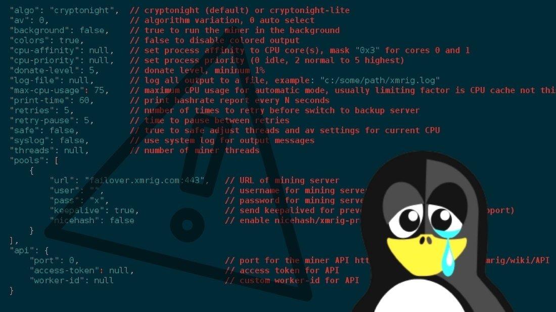 falha no Linux