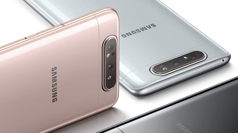 Samsung galaxy A90 conceito