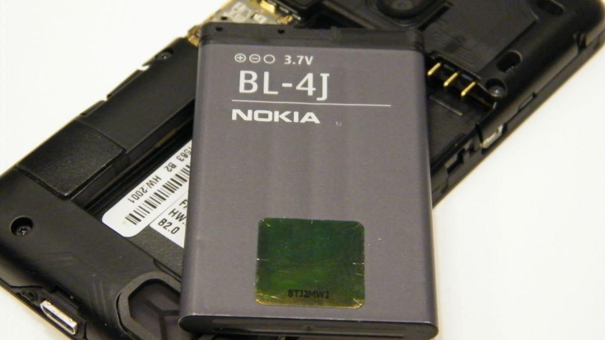 bateria da Nokia