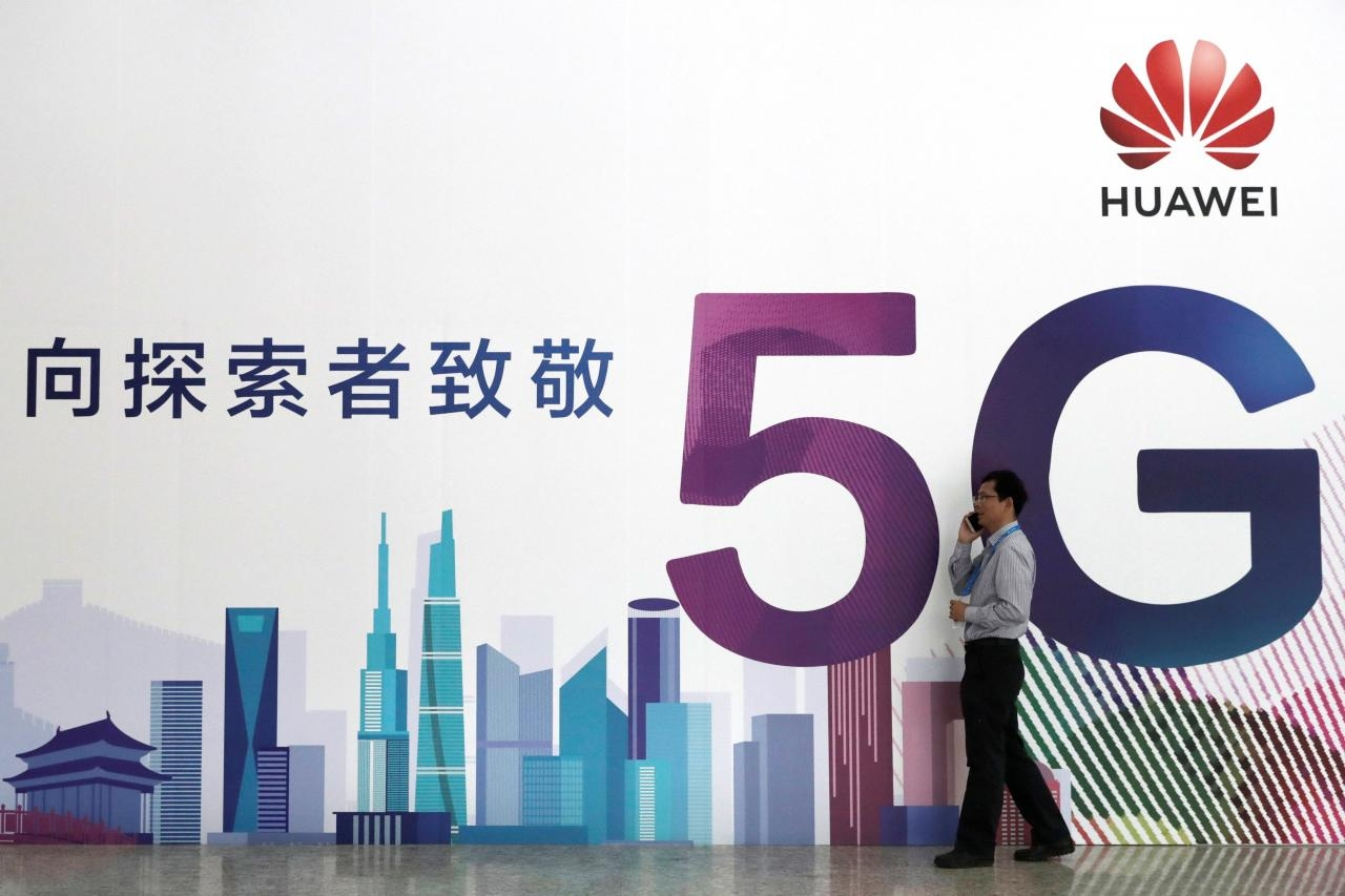 huawei redes 5g