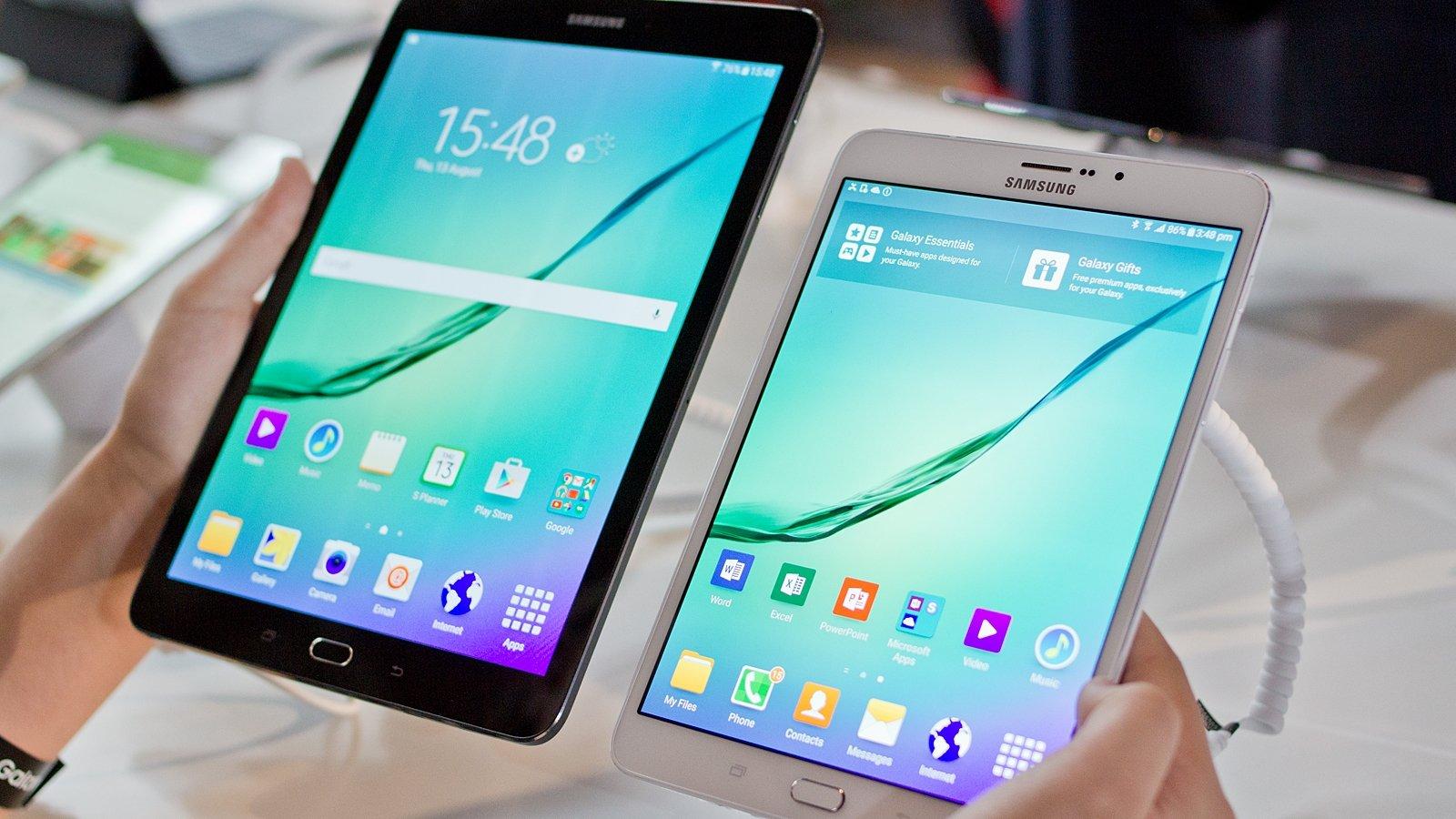 Samsung tablet S2
