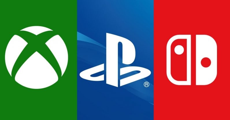 Nintendo Microsoft e Sony