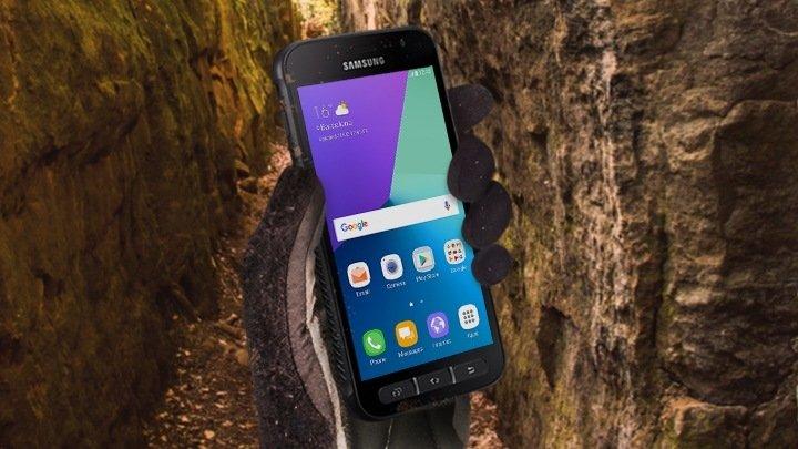 samsung smartphone resistente