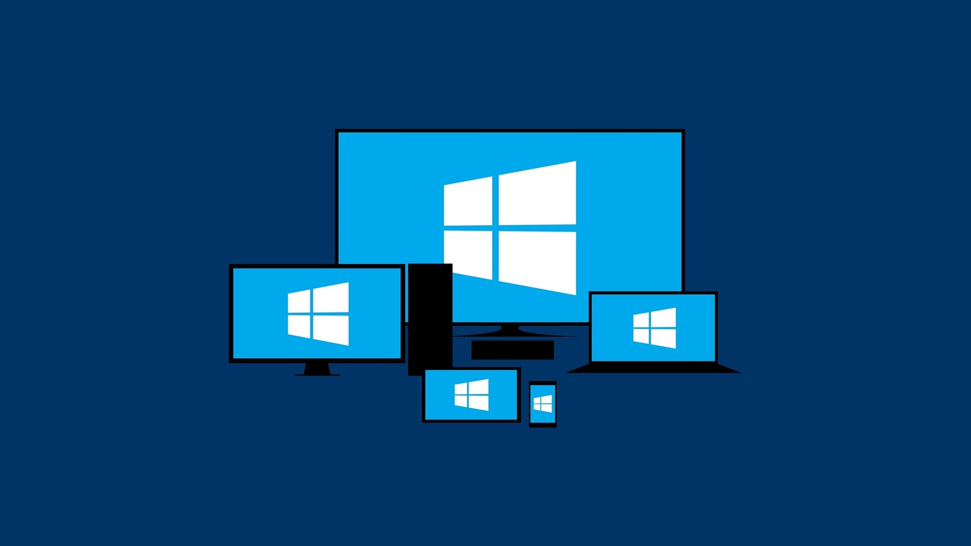 Windows 10 dispositivos