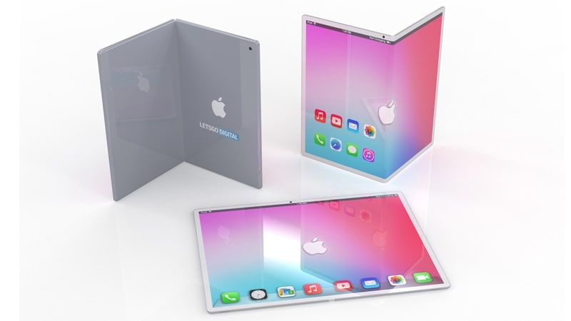 apple ipad dobrável