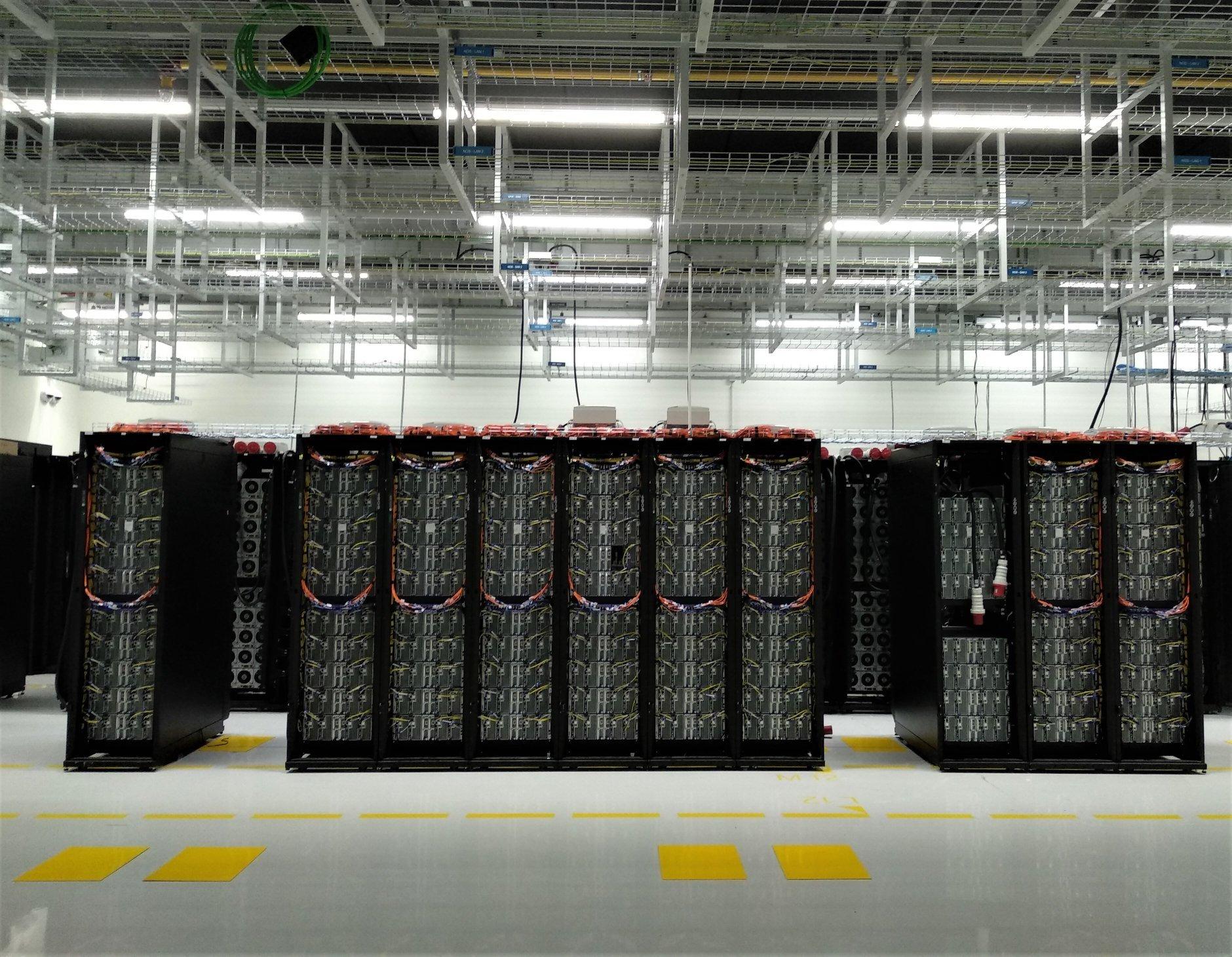 BOB supercomputador