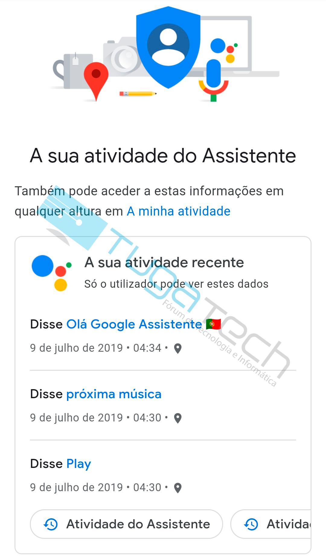 google assistente em portugal
