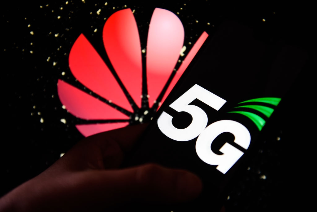 Huawei e redes 5G