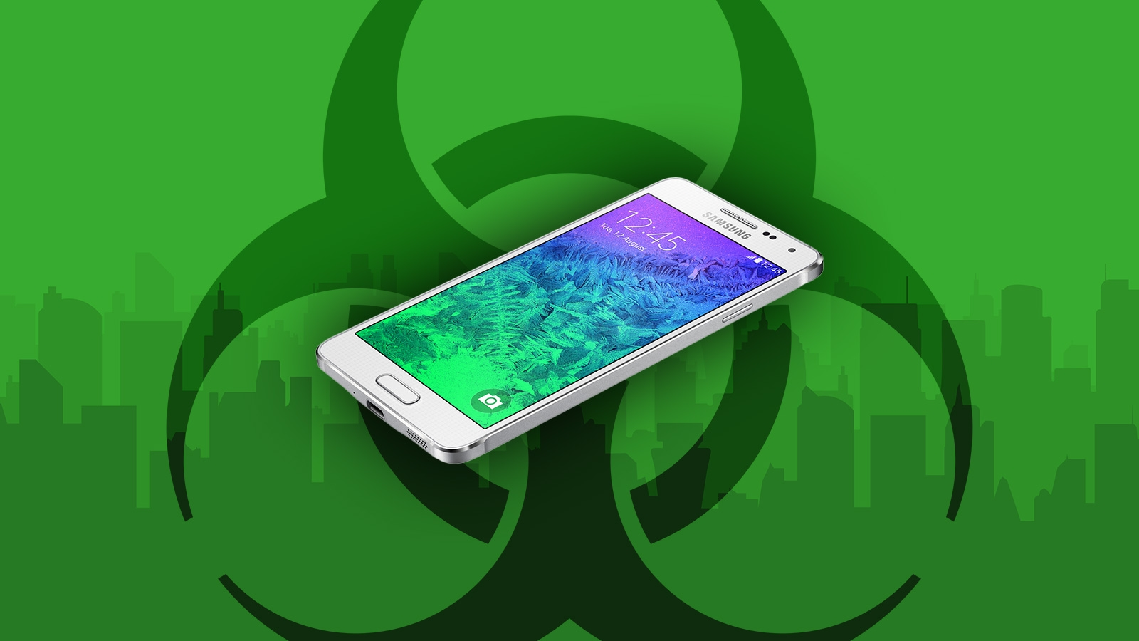 android malware verde