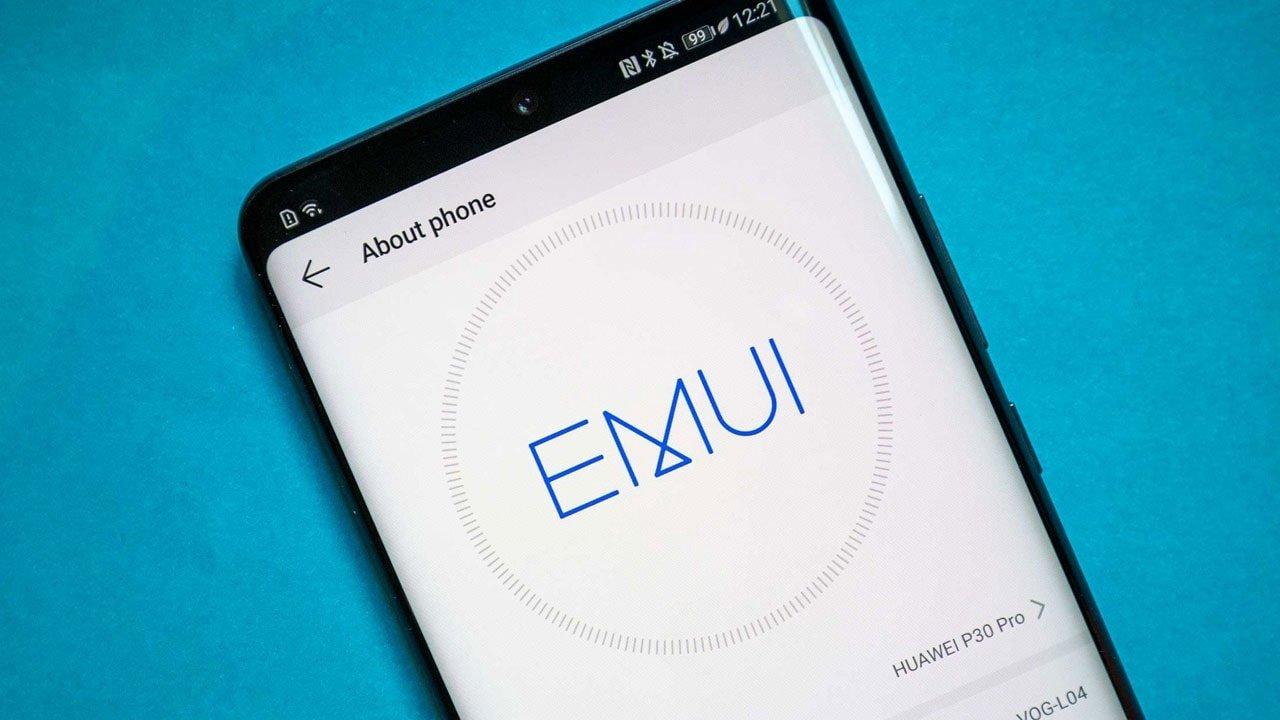 atualização EMUI Huawei
