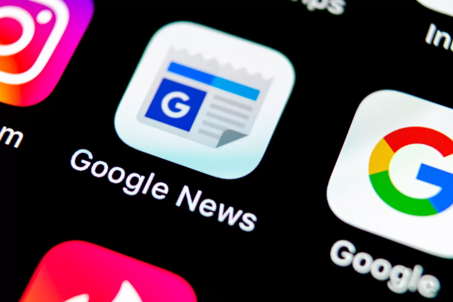 google news em app no ios