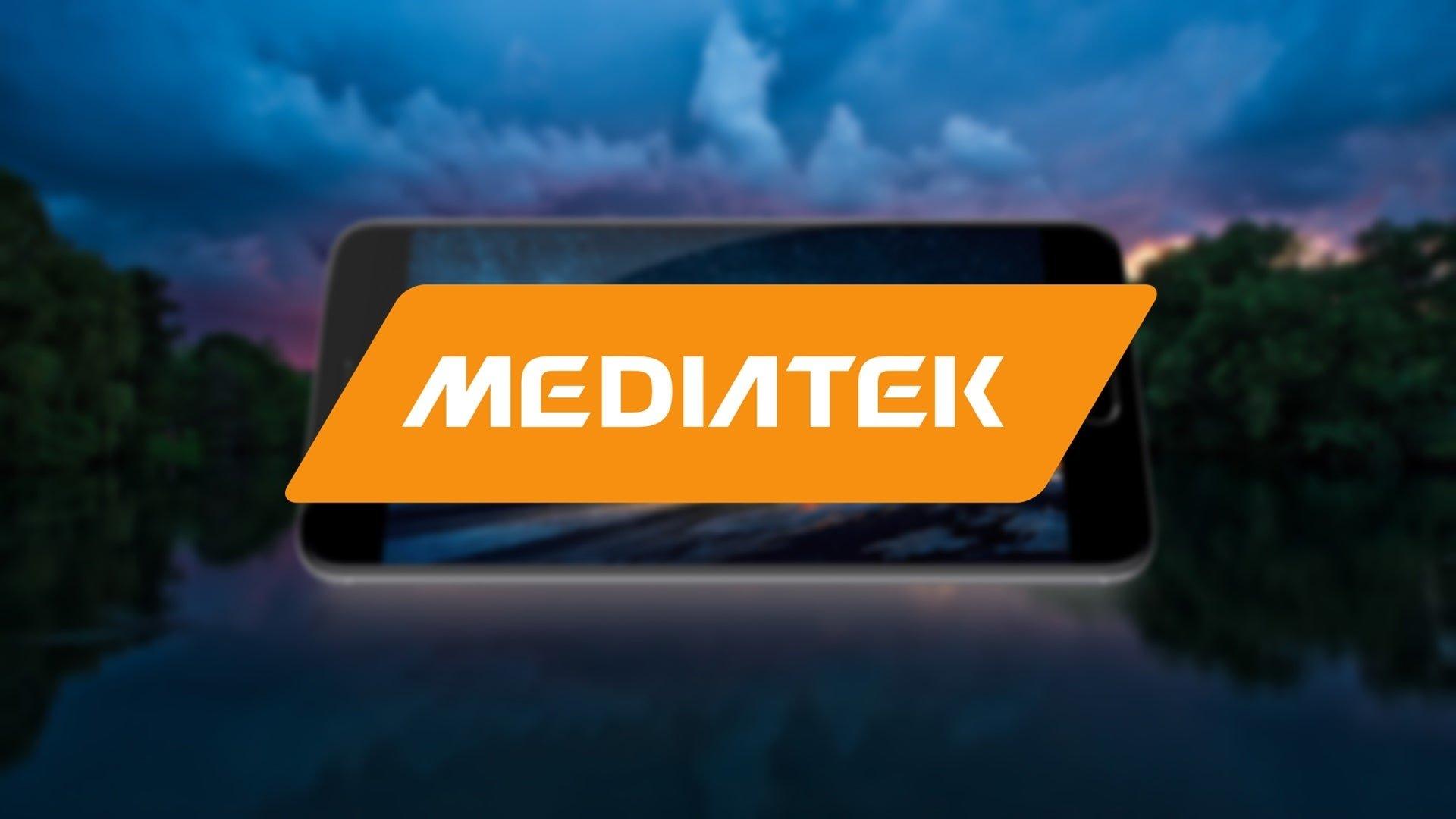 MediaTek processador smartphone
