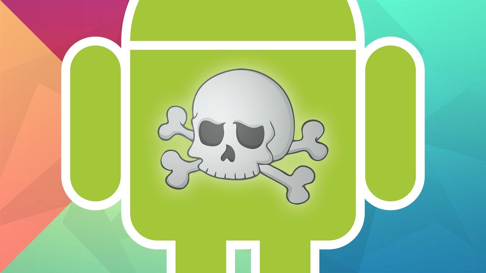 aplicação maliciosa android