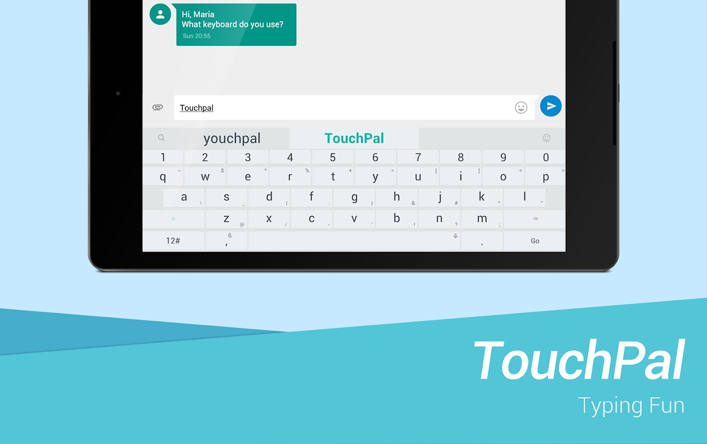 android touchpal