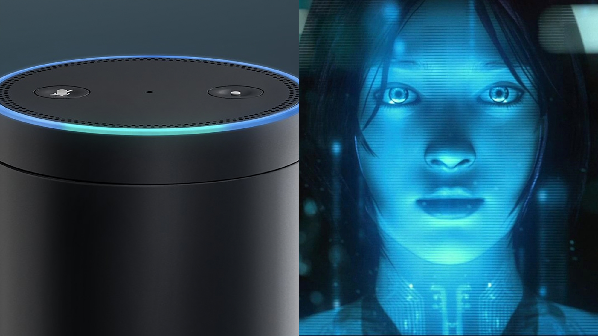Amazon alexa vs cortana