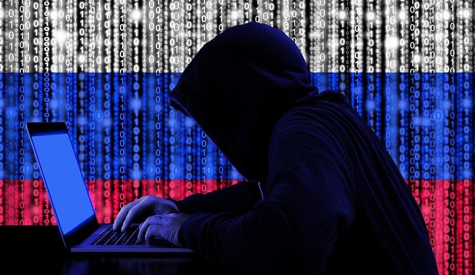 Rússia hacker
