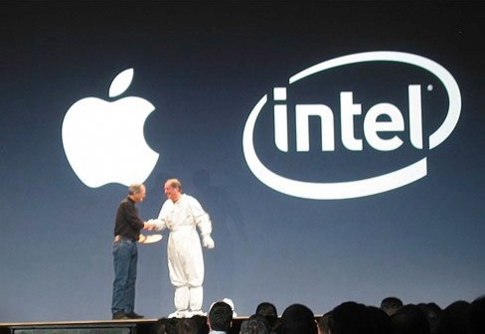 Intel e Apple