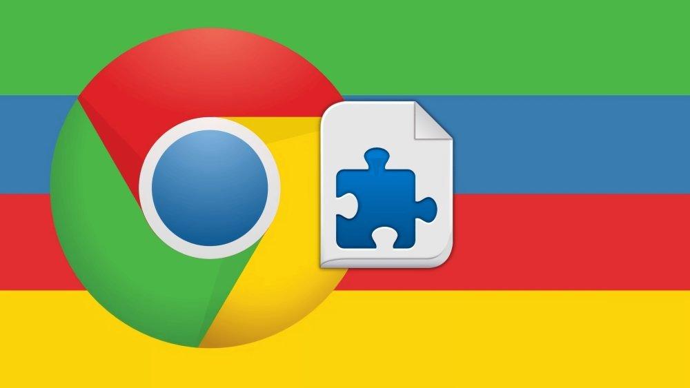 Google chrome extensões