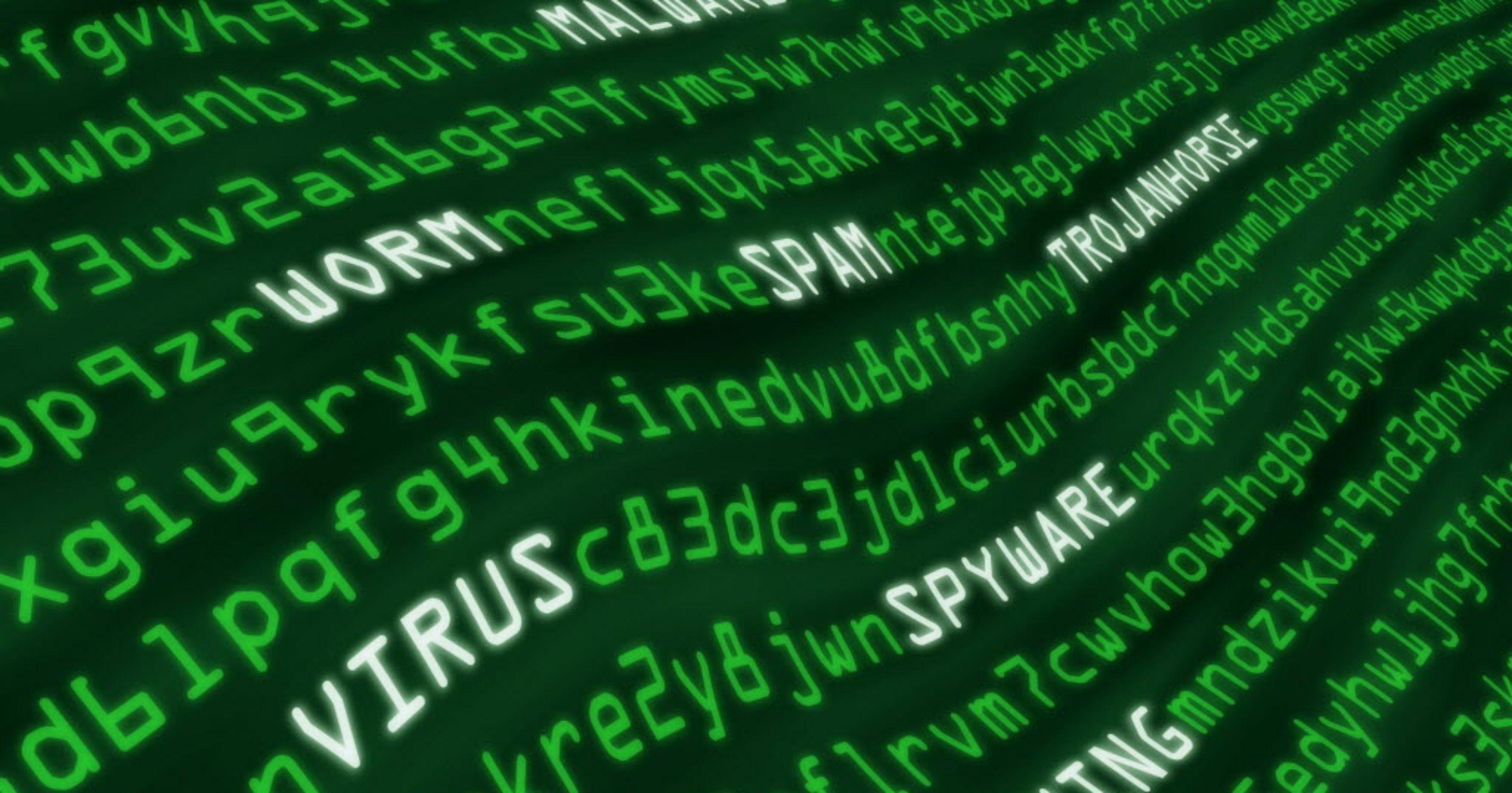malware codigo virus