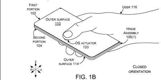 imagem patente microsoft