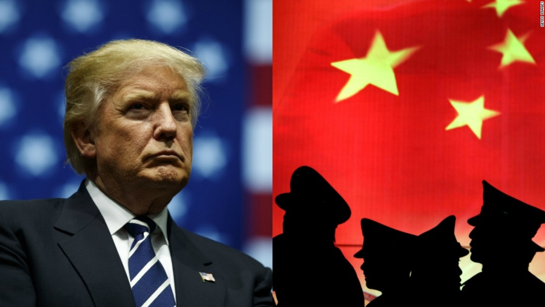 Donald Trump e china